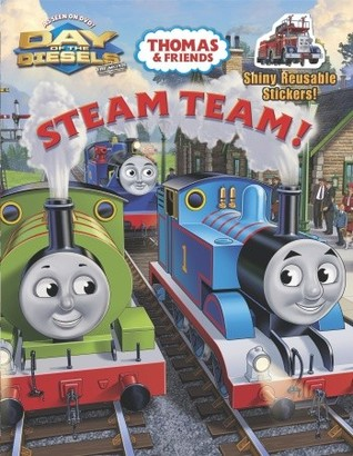 Steam Team! (Thomas &amp; Friends)
