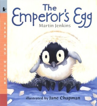 Download online for free The Emperor's Egg (Read and Wonder) by Martin Jenkins, Jane Chapman iBook