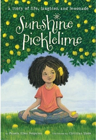 Sunshine Picklelime by Pamela Ellen Ferguson