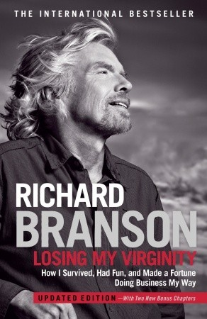 Losing My Virginity: The Autobiography