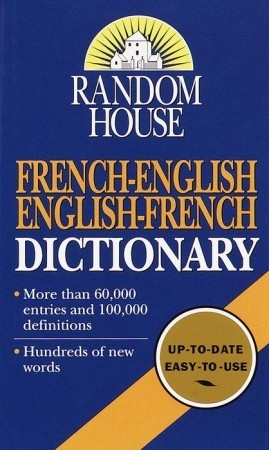 Random House French-English English-French Dictionary by Hélène Gutman