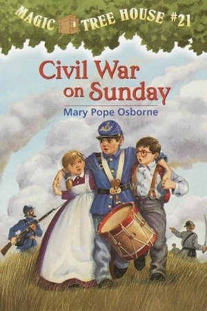 Civil War on Sunday (Magic Tree House, #21)