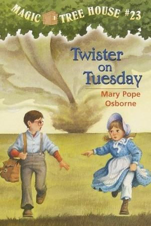 Twister on Tuesday (Magic Tree House, #23)