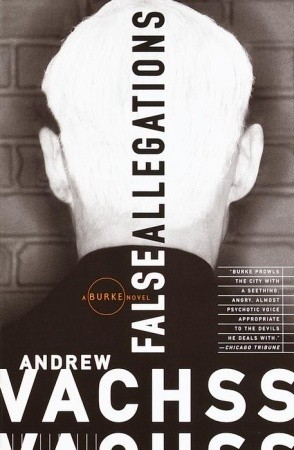 False Allegations (Burke #9) - Andrew Vachss