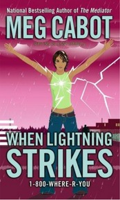 When Lightning Strikes by Meg Cabot
