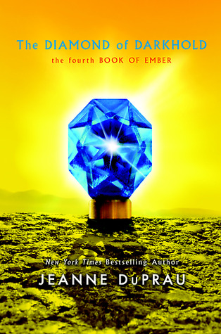 The Diamond of Darkhold (Book of Ember, #4)