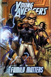 Young Avengers, Vol. 2 by Allan Heinberg