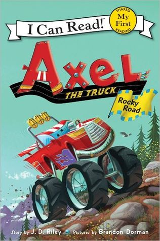 Axel the Truck by J.D. Riley
