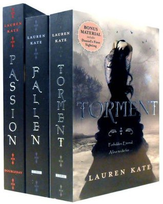The Fallen Series Trilogy by Lauren Kate