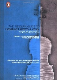 The Penguin Guide to Compact Discs and DVDs 2005/06 Edition by Ivan March