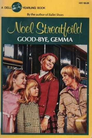 Good-Bye, Gemma (Gemma #4)