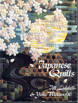 Japanese Quilts by Jill Liddell