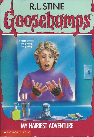 My Hairiest Adventure by R.L. Stine