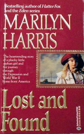 Lost and Found by Marilyn Harris