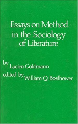 Sociology essays sos reviews