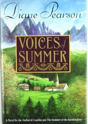Voices Of Summer by Diane Pearson