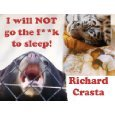 I'm Not Going the F K to Sleep by Richard Crasta