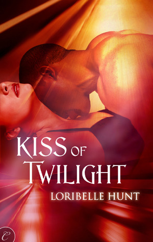 Kiss of Twilight by Loribelle Hunt
