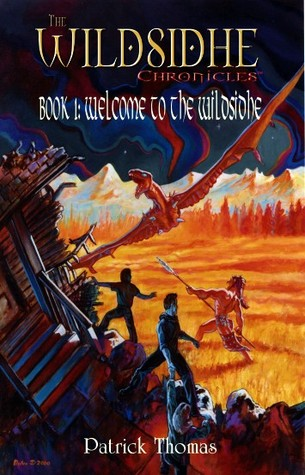 Welcome to the Wildsidhe (The Wildsidhe Chronicles #1)