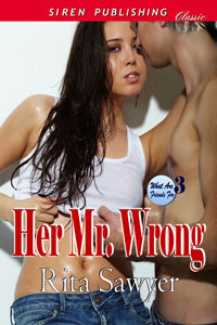 Her Mr. Wrong by Rita Sawyer