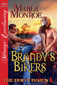 Brandy's Bikers (The Dirty Dozen, #1)