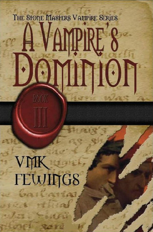 A Vampire's Dominion by Vanessa Fewings