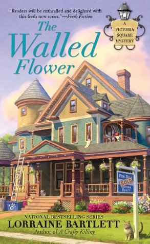 The Walled Flower (A Victoria Square Mystery #2)