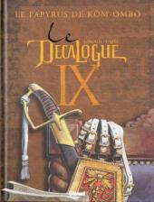 Le Décalogue, Tome 9 by Frank Giroud