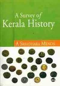 A survey of kerala history by a sreedhara menon