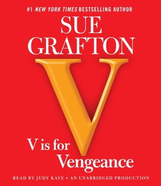 V is for Vengeance by Sue Grafton