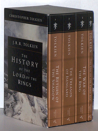 The History of the Lord of the Rings (The History of Middle-earth #6-9)