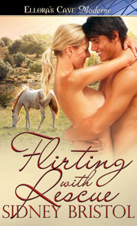 Flirting with Rescue by Sidney Bristol