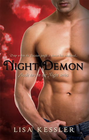 Night Demon (Night Series, #2)