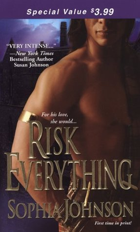 Risk Everything (The Blackthorn Trilogy, #3)