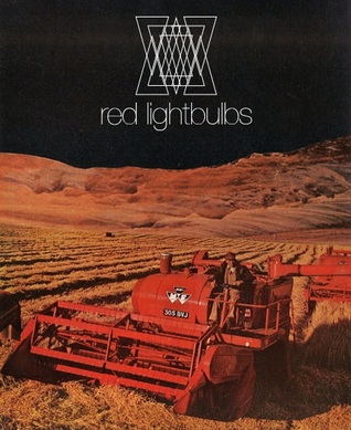Red Lightbulbs Issue 4 by Sara June Woods