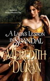 A Lady's Lesson in Scandal by Meredith Duran