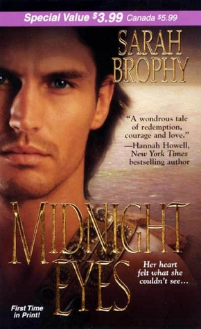 Midnight Eyes by Sarah Brophy