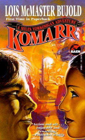 Komarr (Vorkosigan Saga, #11)