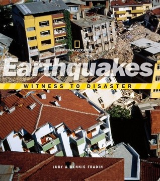 Earthquakes by Judith Bloom Fradin