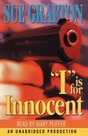 I Is For Innocent