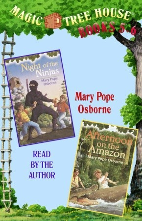Magic Tree House: #5-6