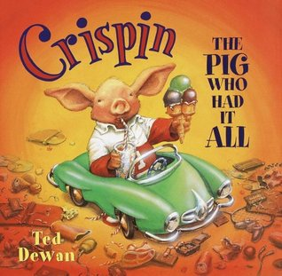 Crispin by Ted Dewan
