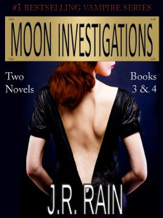 Moon Investigations: Two Novels (Vampire for Hire, #3-4)