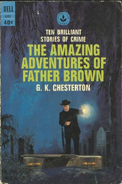 The Amazing Adventures of Father Brown {10 Tales} by G.K. Chesterton