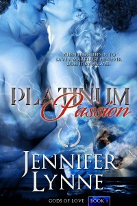 Platinum Passion (Gods of Love, #1)