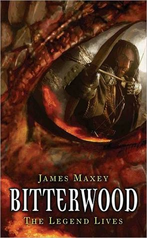Bitterwood (Dragon Age, #1)