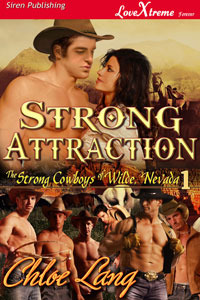 Strong Attraction by Chloe Lang