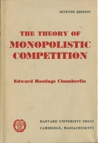 compare monopoly and monopolistic competition