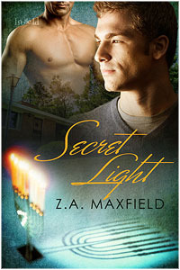 Secret Light by Z.A. Maxfield