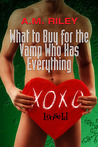 What to Buy for the Vamp Who Has Everything (Adam & Peter, #1.5)